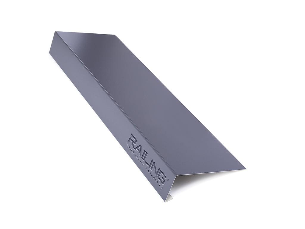 Pas nadrynnowy na dach płaski  taras-balkon