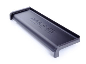 Parapety aluminiowe anodowane | Kolor brąz C34